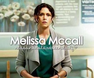 mother, teen wolf, and melissa mccall image