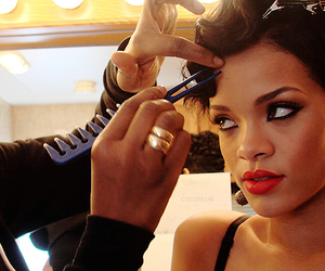 rihanna, hair, and pretty image