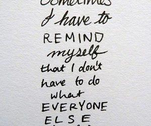quotes, life, and remind image