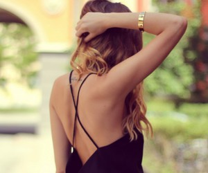 style, summer, and black image