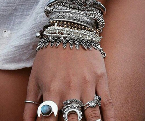 bracelets and rings image