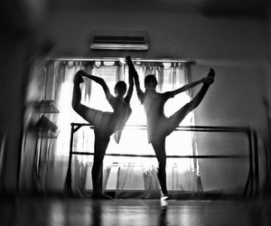 ballet, clasic, and music image