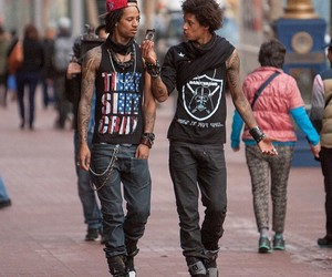 love, les twins, and brothers image