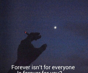 forever, grunge, and quote image