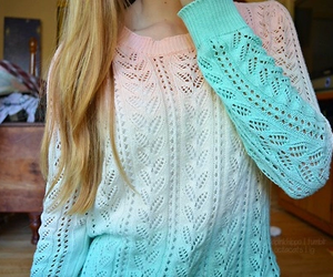 fashion, cute, and sweater image