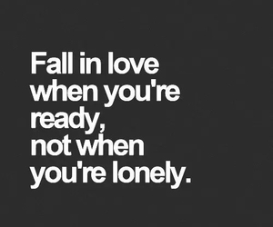 love, quotes, and lonely image