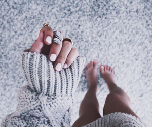blog, fashion, and grey image
