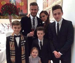 family, David Beckham, and beckham image