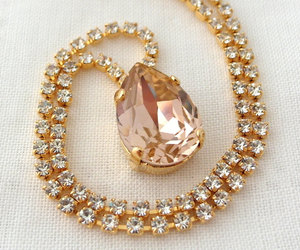 accessories, bling, and bridal jewelry image