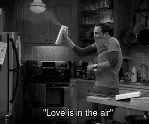 black and white, tbbt, and love image