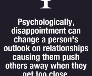 disappointment, quotes, and Relationship image