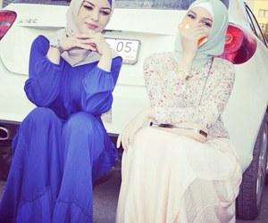 beauty, hijab, and kavkaz image