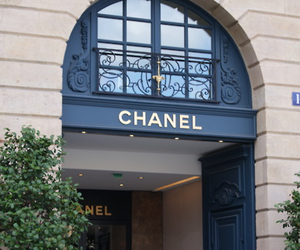 chanel, shopping, and shop image