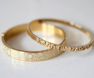 fashion, gold, and marc jacobs image