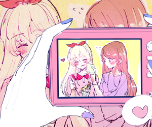 anime and aikatsu image