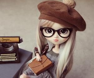 doll, toys, and kawaii image