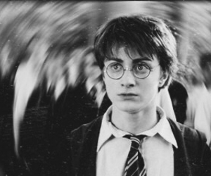 harry potter, hp, and the chosen one image