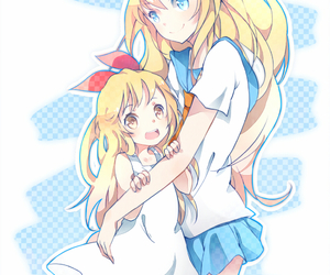 anime, chitoge, and love image
