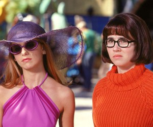 daphne, scooby doo, and movie image