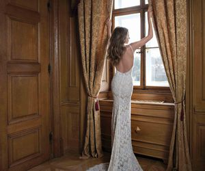 f w, wedding dress, and 2015 image