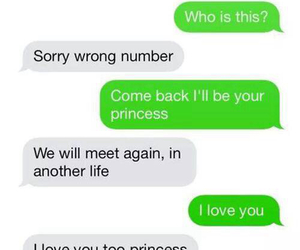 princess, Relationship, and text image