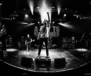 black and white and a day to remember image