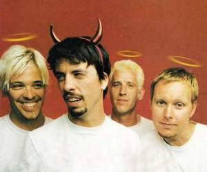90s, angels, and band image