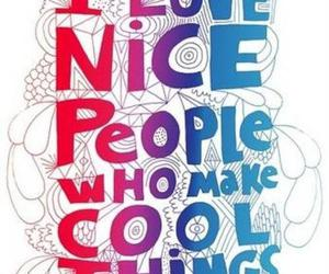 cool, nice, and quote image