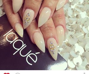 nails, nail design, and 3d nail designs image