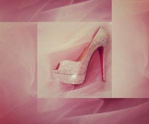 louboutin, pink, and luxury image