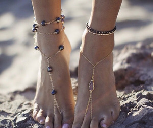 feet and style image