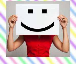 happy, happy face, and smile image