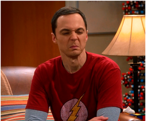 the big bang theory and sheldon cooper image