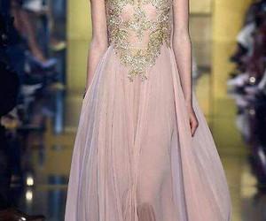 dress, fashion, and ellie saab image