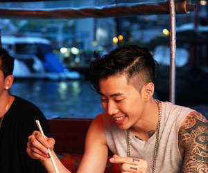 jay park, aomg, and jay image