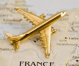 france, travel, and paris image
