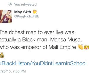 blacklivesmatter, blackhistory, and whitewashedschools image