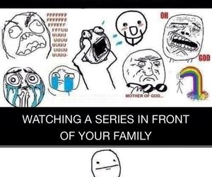 funny, series, and true image