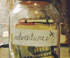 adventure, money, and travel image