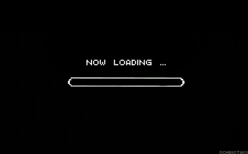 loading and phone image