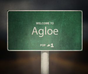 paper towns and agloe image