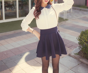 kfashion, cute, and fashion image