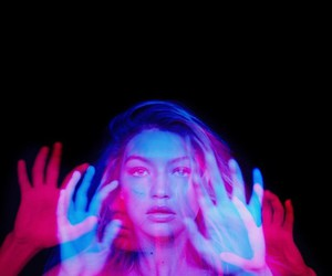 gigi hadid, model, and how deep is your love image