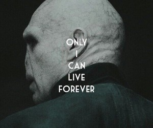 voldemort, harry potter, and forever image