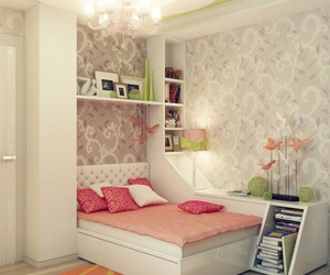 bedroom, house, and idea image