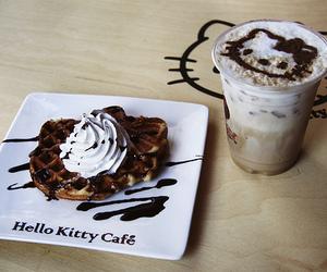 hello kitty, food, and chocolate image