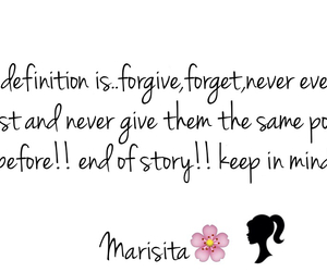 definition, forgive, and quotes image
