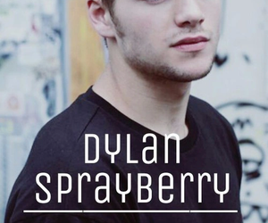 teen wolf, dylan sprayberry, and liam image