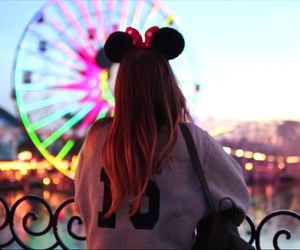 disney, girl, and beauty image
