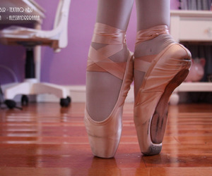 ballet, cute, and dance image